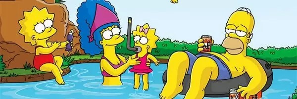 The Simpsons image slice - Fox queria um canal exclusivo para Os Simpsons