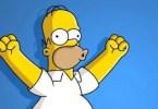 simpson - Fox queria um canal exclusivo para Os Simpsons