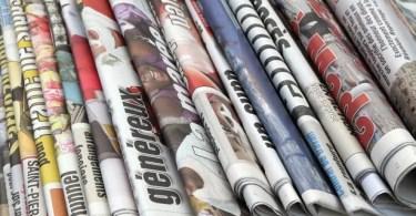 jornal impresso - Curiosidades sobre Jornais impressos - Qual o menor e o maior jornal do mundo?