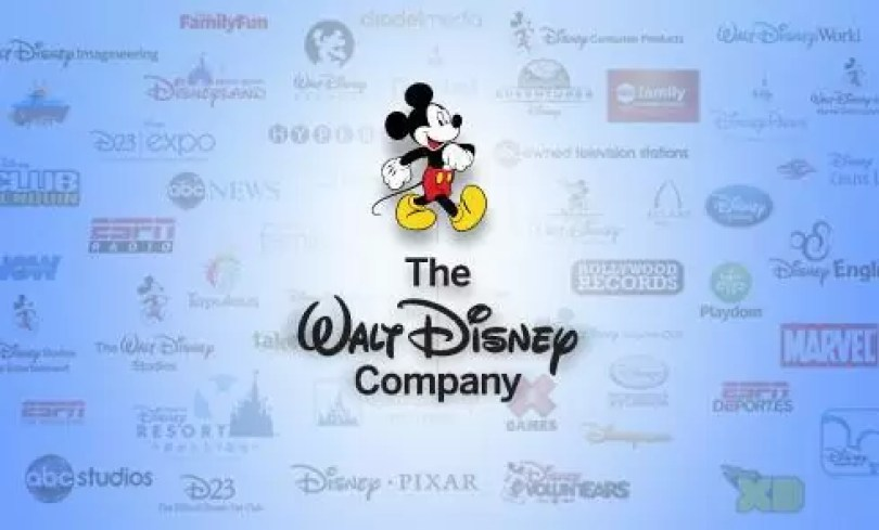 disney company - Quais os maiores conglomerados de mídia do mundo? (Atualizado 2016)