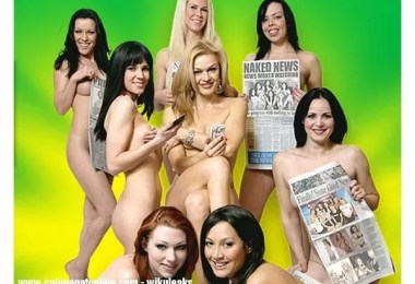 naked news o mais ousado