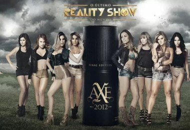 Axe facebook promocao reality show