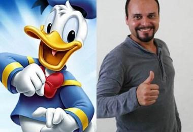 carlos galvan dublador pato donald brasil - Você sabe quem é o dublador do Pato Donald no Brasil?