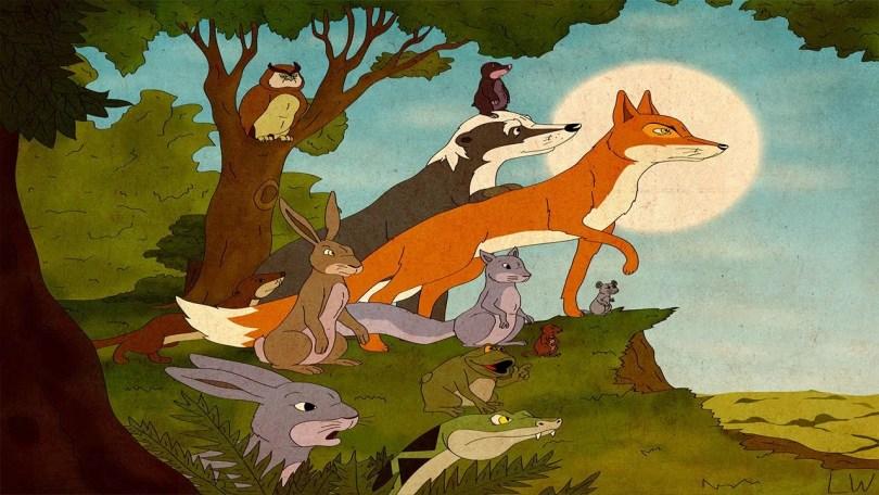 animais dos bosque dos vinetnes - Você lembra? Animais do Bosque dos Vinténs