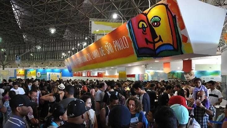 bienal do livro 2014 - Bienal Internacional do Livro de SP traz programação multicultural