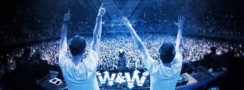 dj1 - 1 horas do W&W @ Ultra Eletronic Music Festival em Miami 2016