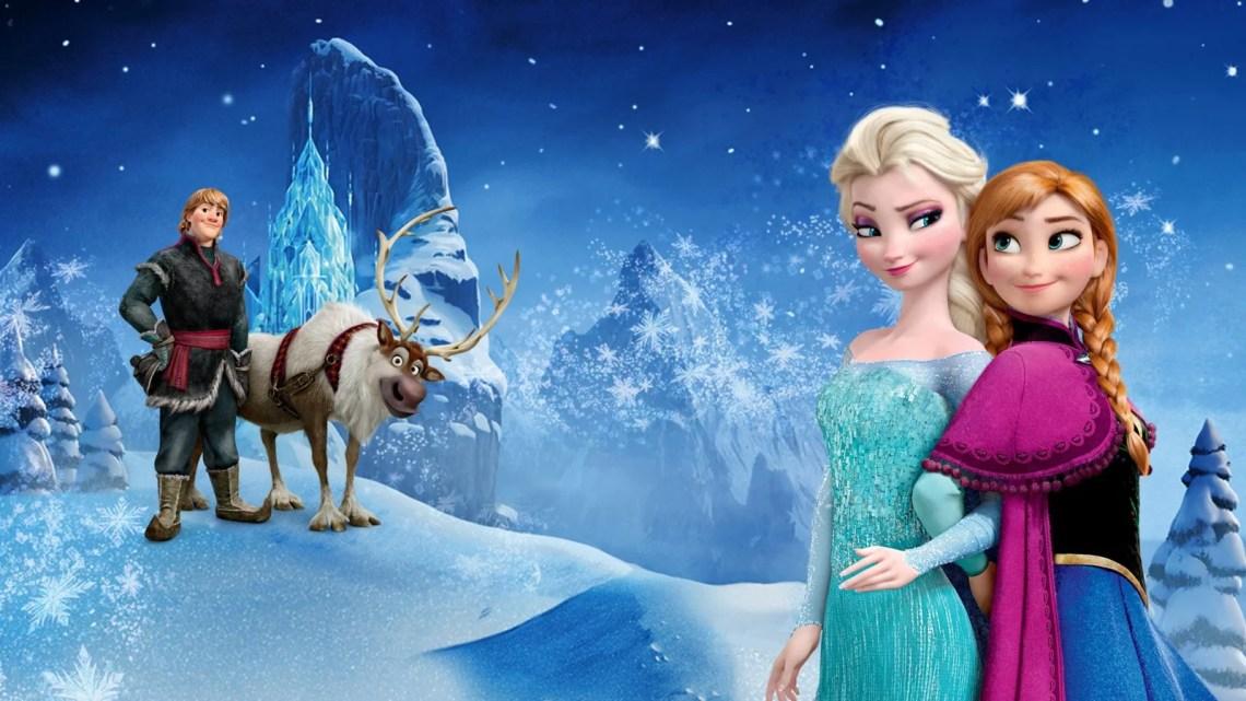 """frozen - """"Let it go"""" Frozen em 25 línguas (Seleção Disney)"""