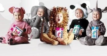 mamiferos parmalat - As embalagens criativas da publicidade (Parte 4)