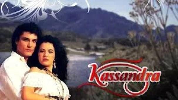Kassandra 1992 - Qual a novela mais vista do mundo?