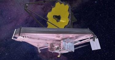 james2 1 - Telescópio James Webb será lançado em 31 de Outubro de 2021