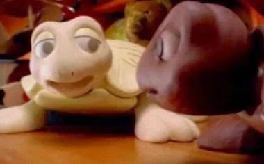 """tortuguita - Comercial Tortuguitas """"Estúpida!"""" 1997"""