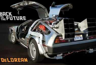 delorean 620