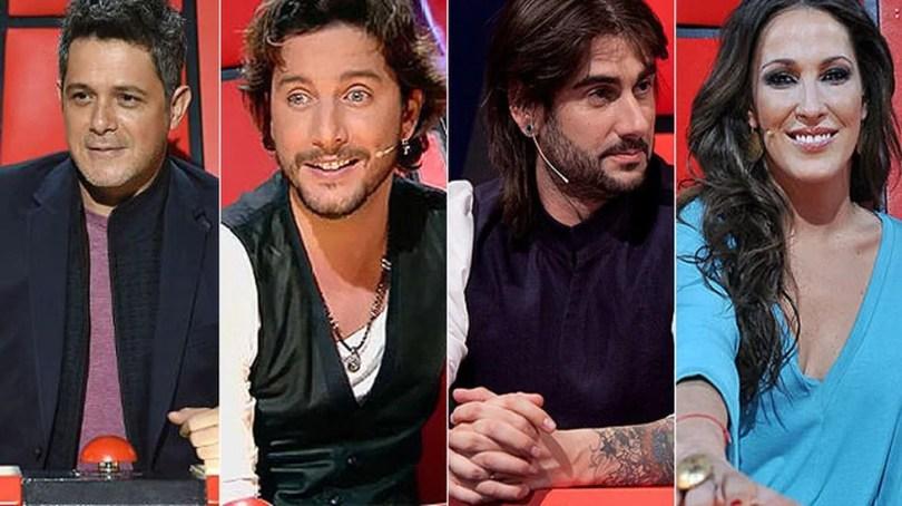 la voz - Brasileiro canta no The Voice Spain (La Voz) e encanta o júri