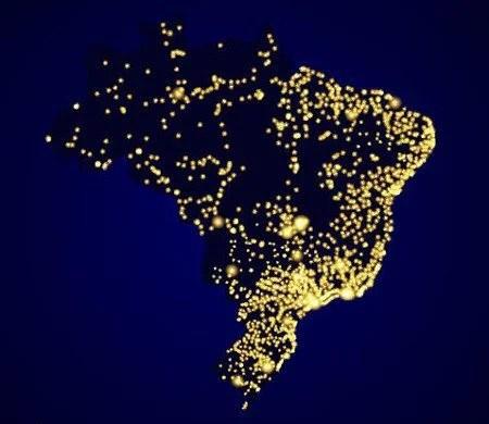 populacao brasil cidade brasileiras - As 300 maiores cidades do Brasil em 2017 - Dados IBGE