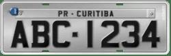 Fotos, Curiosidades, Comunicação, Jornalismo, Marketing, Propaganda, Mídia Interessante PLACA1 Trânsito: Cor das placas dos carros no Brasil Cotidiano Curiosidades  cor das placas dos carros