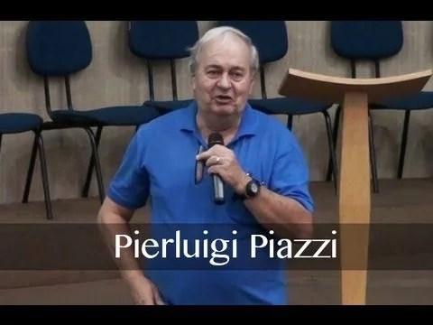 Pierluigi Piazzi - Professor Pierluigi Piazzi: A Educação no Brasil e como adquirir inteligência