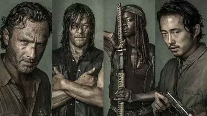 "the walking dead 6 temporada parte 2 portraits ew capa 590x330 - Fãs criam mapa da série ""The Walking Dead"""