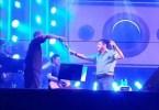 bruno se apresenta bebado na fenamilho 2017 - 2 Coisas incríveis no mesmo Show: Bruno fica bêbado no palco e Marrone canta