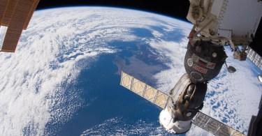 terra do espaço iss - Mundo finalmente terá telescópio de peso ao Sul: o E-ELT