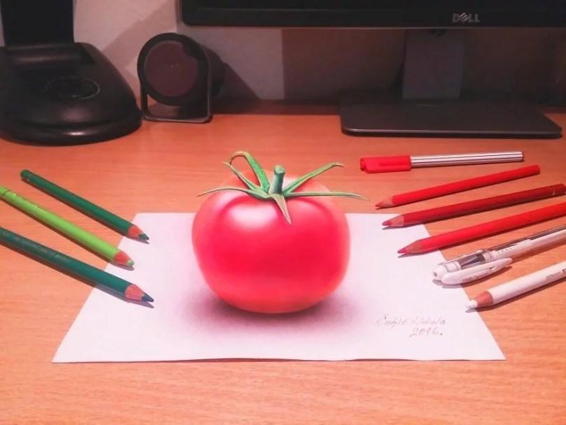 1Nikola Culjic Art 5795c5d490738  880 - Desenhos 3d incríveis!