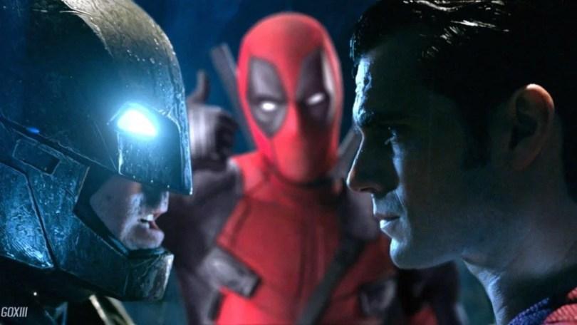 Deadpool Batman v Superman 960x6231 - Em DeadPool 2 diretores fazem sátira ao Super Man