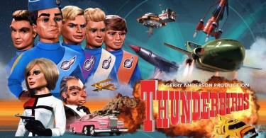 Thunderbirds em Ação - Fotos dos super-heróis da Marvel que foram copiadas dos quadrinhos