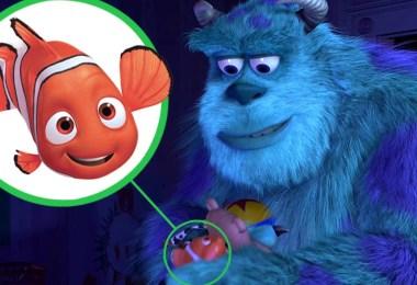 Fotos, Curiosidades, Comunicação, Jornalismo, Marketing, Propaganda, Mídia Interessante a-series-of-little-known-easter O vídeo da Pixar no qual revela onde estão as cenas de todos os filmes interligados Curiosidades Lembranças Vídeos  Pixar revela onde estão as cenas de todos os filmes interligados