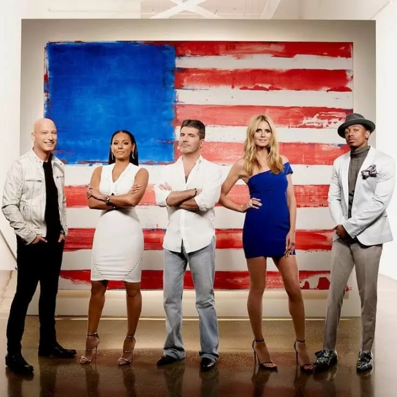 america got talent - Gêmeos se apresentam no America's Got Talent
