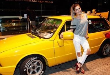 brasilia amarela - Comercial antigo de lançamento da Volkswagen com a Brasília em 1973