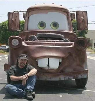 carros desenhos animados - 7 carros de verdade inspirados em desenhos animados