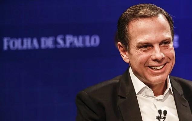 joao doria folha de s.paulo  - Folha de S. Paulo: Maioria das pessoas aprovam internação compulsória e ações na Cracolândia