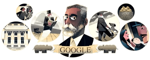 machado de assiss 178th birthday 4873830207062016 l - Doodle do Google faz homenagem a Machado de Assis