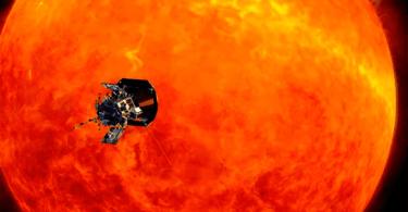 nasa sonda sol 580x326 - Qual o gol mais rápido do mundo?