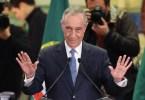 presidente de portugal marcelo davila - Reveja: Repórter francês entrevista presidente de Portugal sem saber quem ele era
