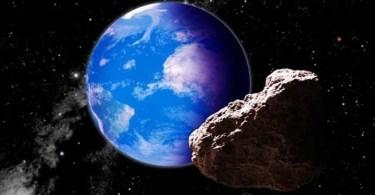 Asteroide perigoso ronda a Terra por David A  Aguilar - NASA fará missão teste para desviar asteróides