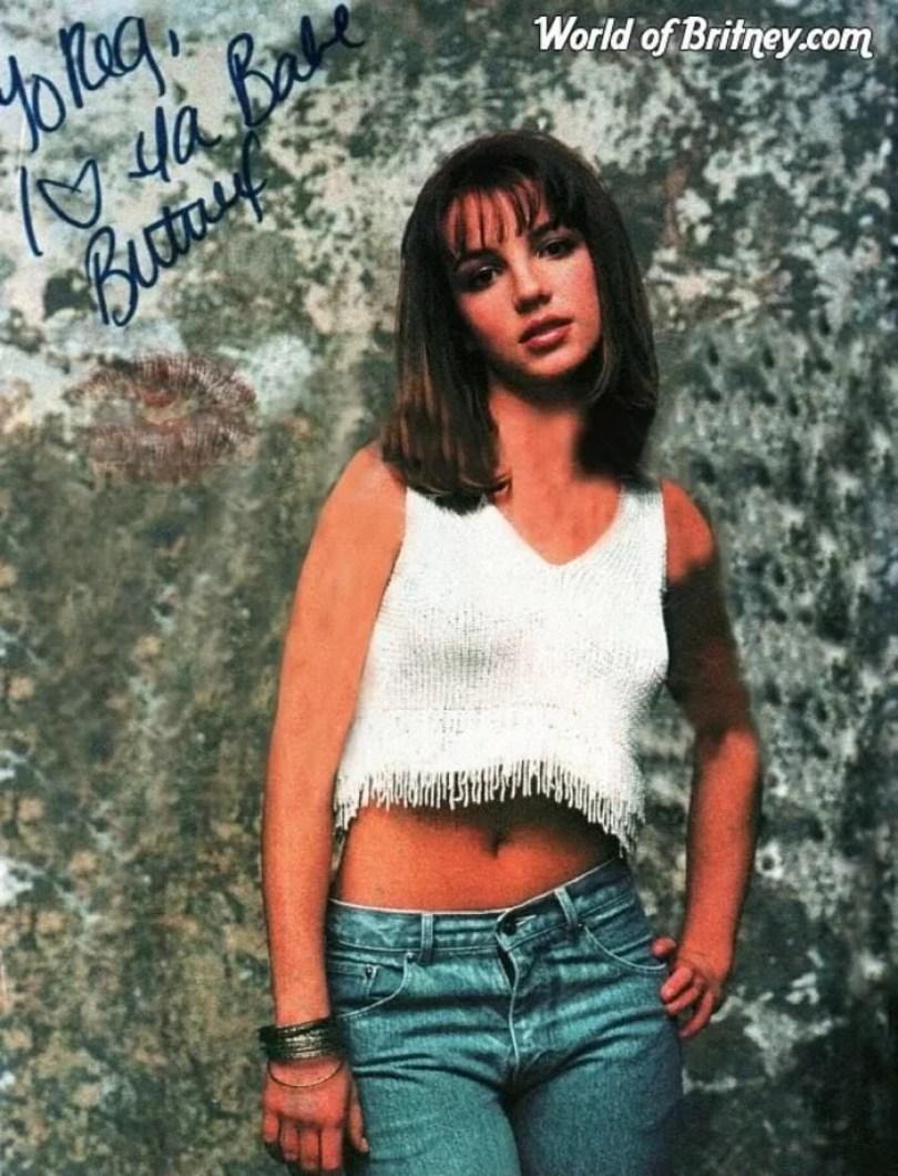 """Fotos, Curiosidades, Comunicação, Jornalismo, Marketing, Propaganda, Mídia Interessante britiney-spears-aos-17-anos-10 Britney Spears aos 17 anos ensaia """"...Baby One More Time"""" Beleza Música  Britney Spears"""