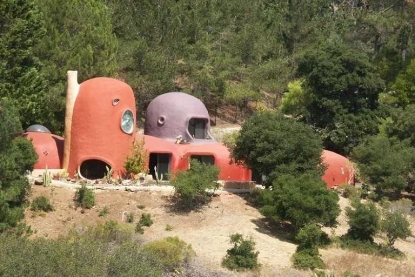 casa dos flinstones 14 - Casa dos Flinstones é vendida na Califórnia
