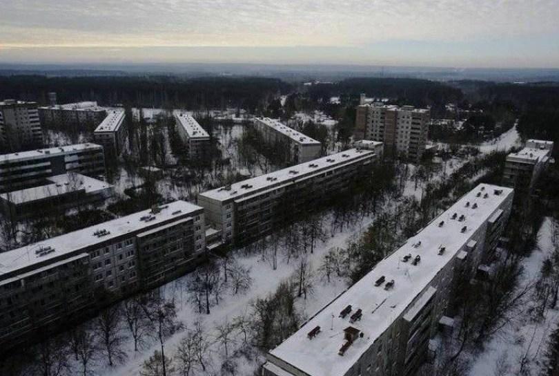 chernobyl fotos2 - Chernobyl: 30 anos depois o reator ainda tem o poder de matar