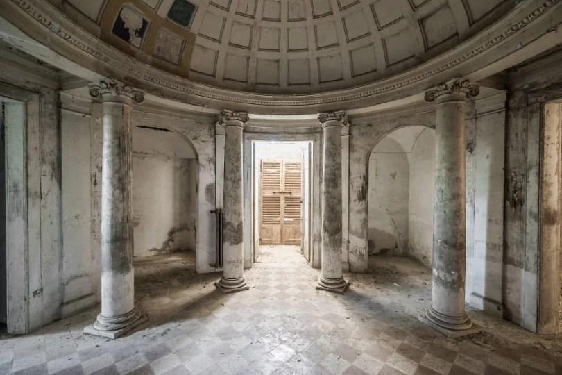foto lugar local abandonado mundo italia inglaterra fotos 15 - Fotografias lindas de locais abandonados na Europa