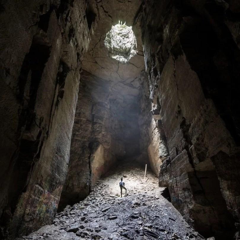 foto lugar local abandonado mundo italia inglaterra fotos 22 - Fotografias lindas de locais abandonados na Europa
