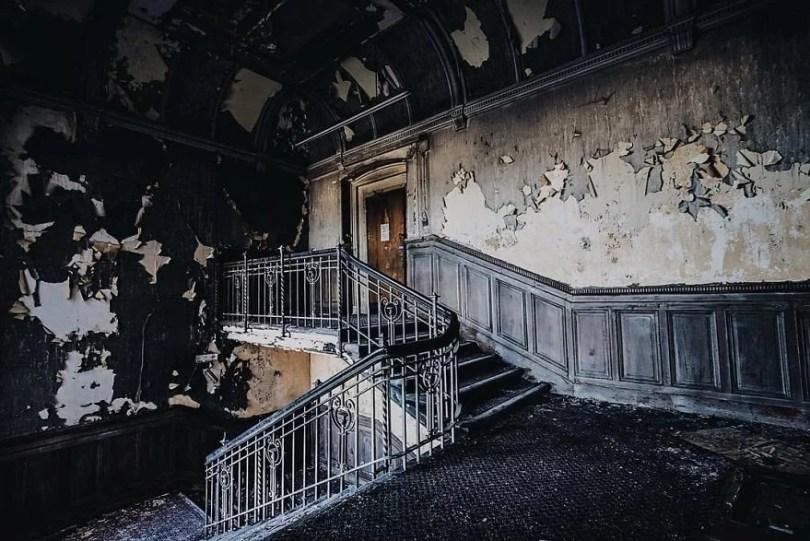 Fotos, Curiosidades, Comunicação, Jornalismo, Marketing, Propaganda, Mídia Interessante foto-lugar-local-abandonado-mundo-italia-inglaterra-fotos-25 Fotografias lindas de locais abandonados na Europa Curiosidades Fotos e fatos  locais abandonados