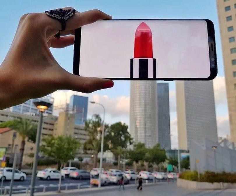 fotos legais com celuar.18 - Imagens sobrepostas com celular – O resultado é bem divertido! (Parte 3)