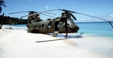 helicoptero abandonado 21 - Jogador Dybala é desafiado a fazer um gol diferente
