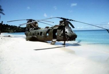 helicoptero abandonado 21 - Imagens de helicópteros e aviões abandonados