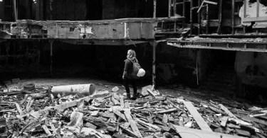 lugar abandonado foto - Finalistas do concurso de Fotografia EyeEm