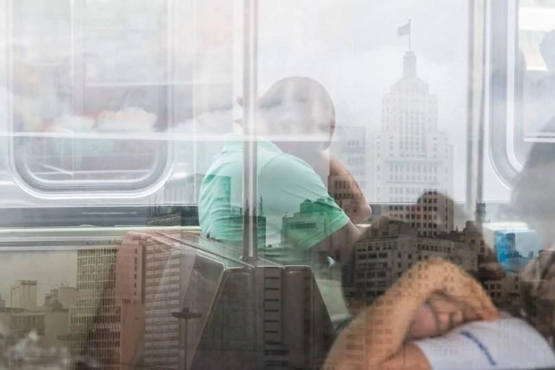 metro de são paulo sp fotos estação trem cidade metropolitano3 - Fotógrafo brasileiro captura momentos do cotidiano em Metrô de São Paulo