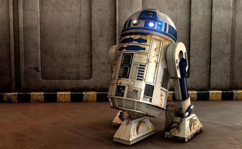 robo r2 d2 star wars vendido - Fã arremata robô de Stars Wars por 2 milhões de dólares