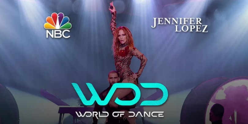 """World of Dance jheniffer lopes nbc concurso de dança programa de tv 5 - Jennifer Lopez é mentora nas performances do """"World of Dance"""" da NBC"""