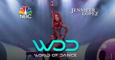 World of Dance jheniffer lopes nbc concurso de dança programa de tv 5 - Programa Gol Show sucesso em vários países faz 20 anos