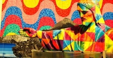 """eduardo kobra Toquio 5 1 - A história de """"Grecia"""" o Tucano sem bico simbolo"""